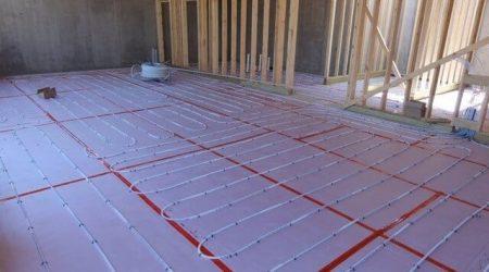Radiant In-floor heating